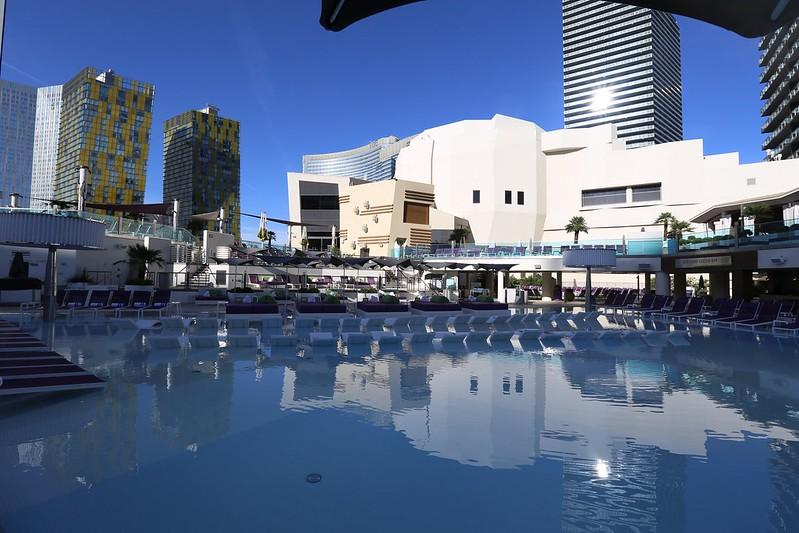 Cosmopolitan Las Vegas Wrap Around Suite 33