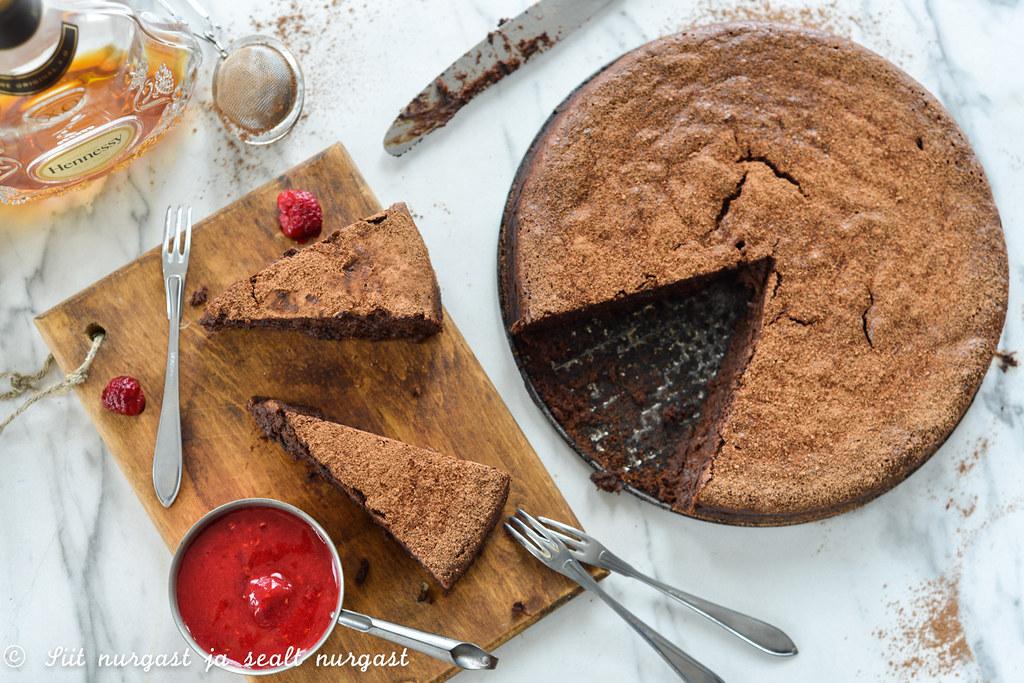 ploomi-šokolaadikook