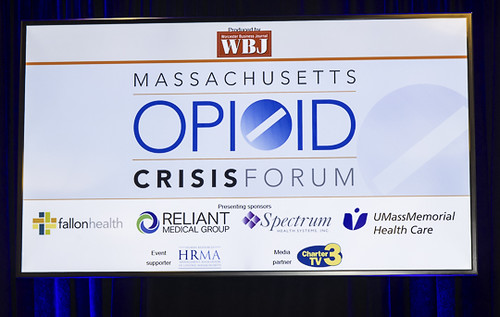 WBJ's 2017 Massachusetts Opioid Crisis Forum