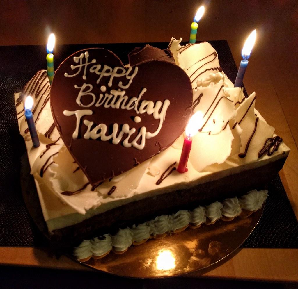 Birthday Cake San Jose California Travis Wise Flickr