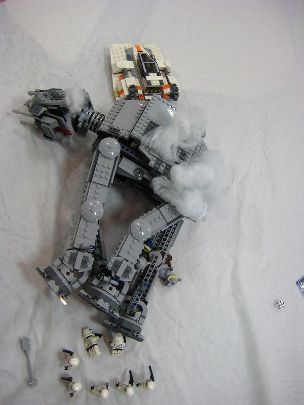 Star Wars Lego FUBAR