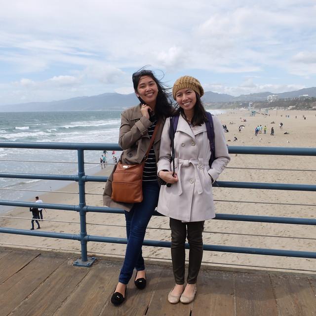 54139e7c85b US Trip 2017  Day 4 - Santa Monica