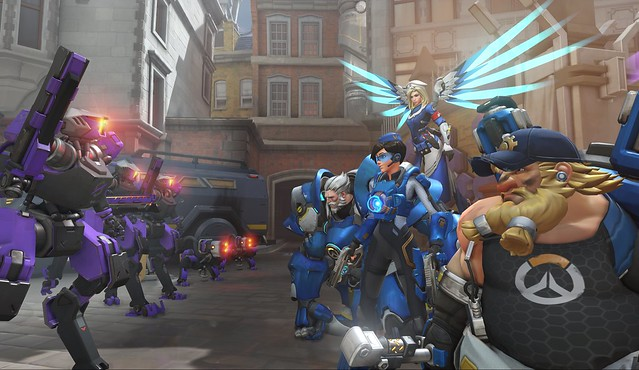 new co op brawl overwatch uprising explores the backstory of