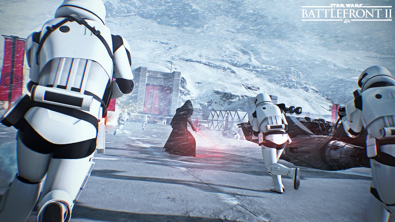 Star Wars Battlefront II выходит на PS4 в ноябре