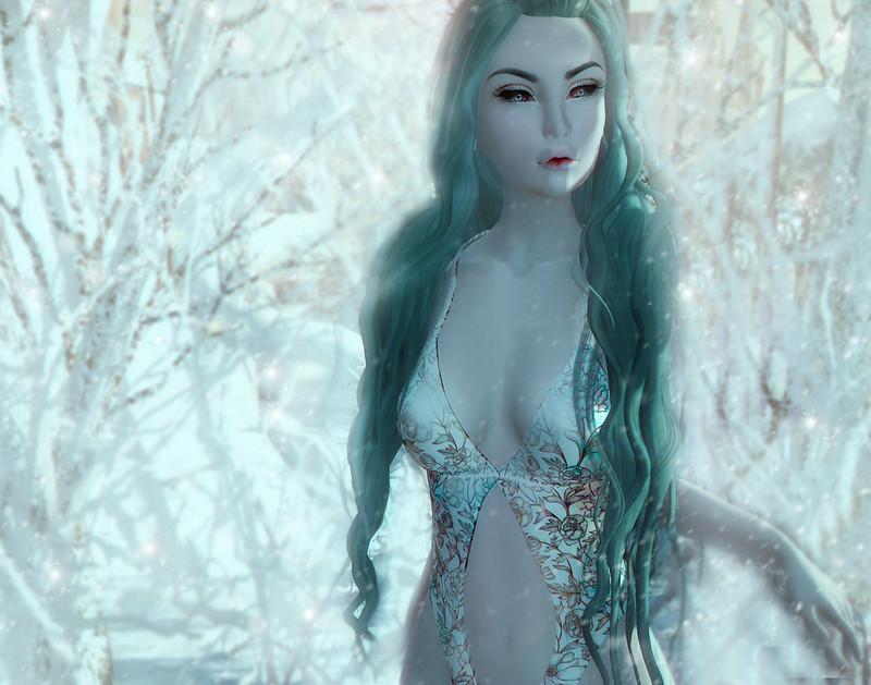 Queen of Ice and snow....