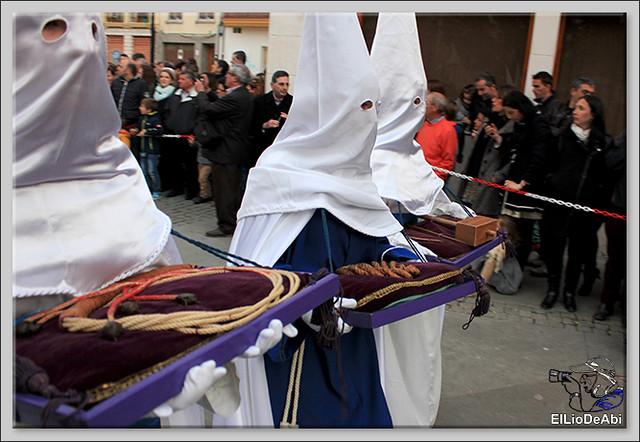 Procesión del Santo Entierro en la Semana Santa de Briviesca 2017 17