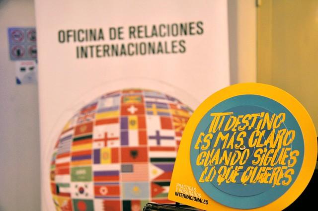 Feria de Prácticas Internacionales