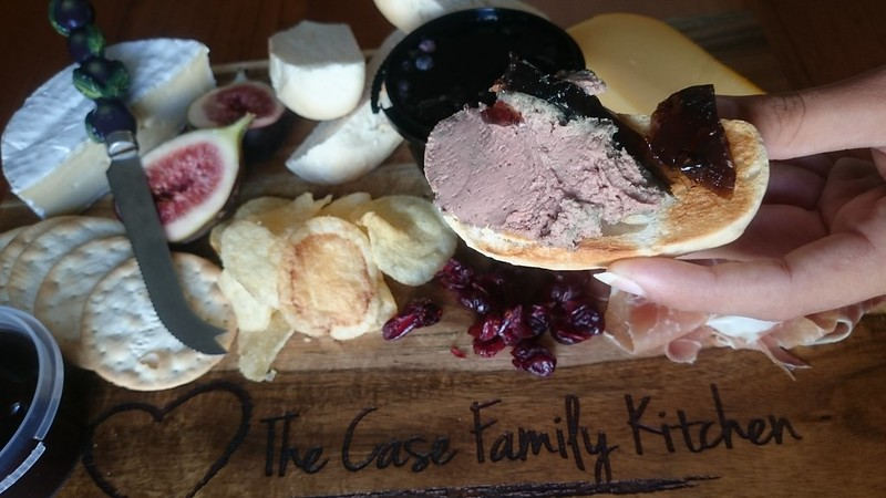 Maggie Beer Grazing Plate & Pate