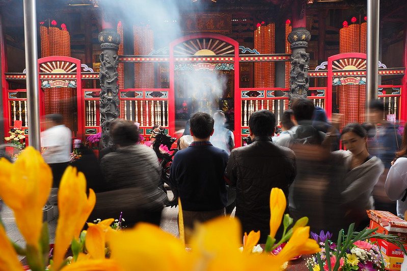 Longshan Temple 龍山寺|台北 Taipen