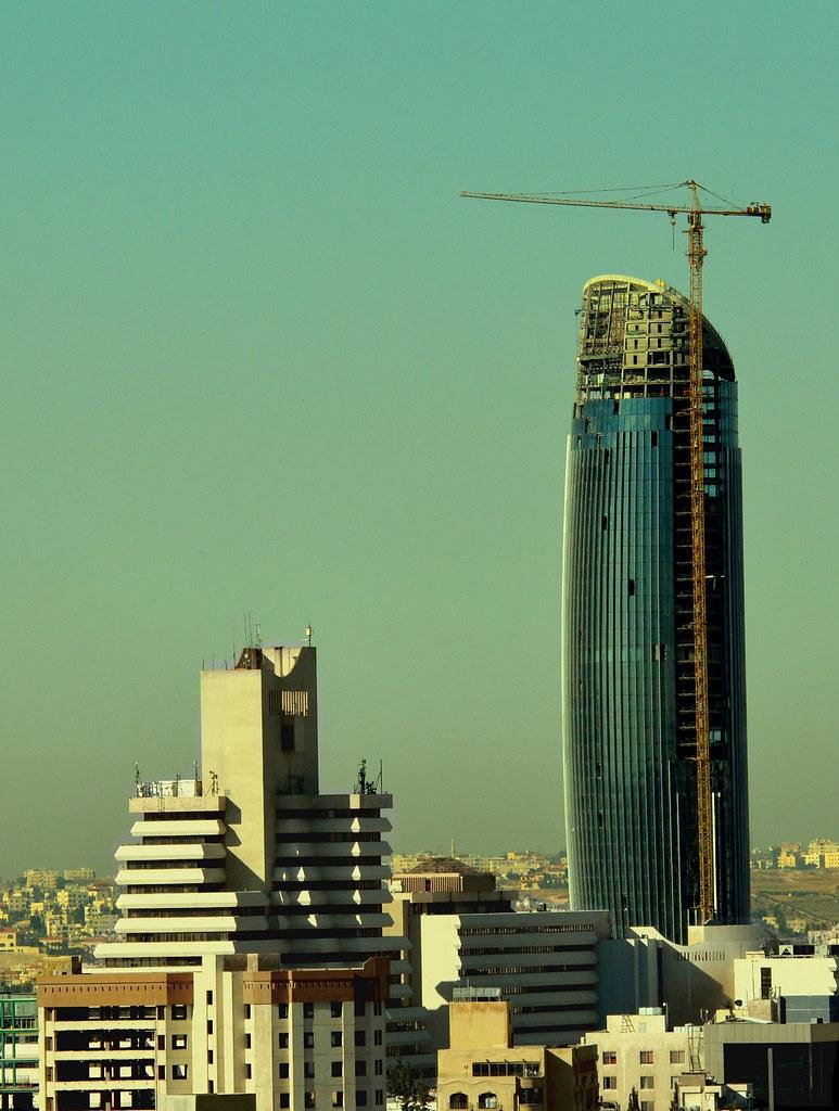Abdali Project Amman
