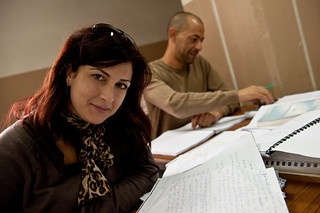 Hounaida, a PhD candidate at the university of Tunis | by World Bank Photo Collection