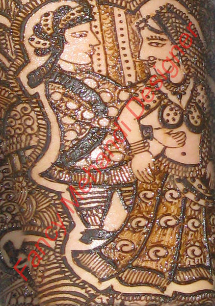 Mehndi Designs Zardosi : Traditional mehndi design bridal mehandi designs