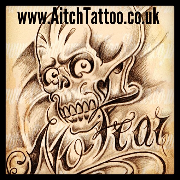 Drawn Up This Chicano Style Tattoo Design Available To Ta Flickr