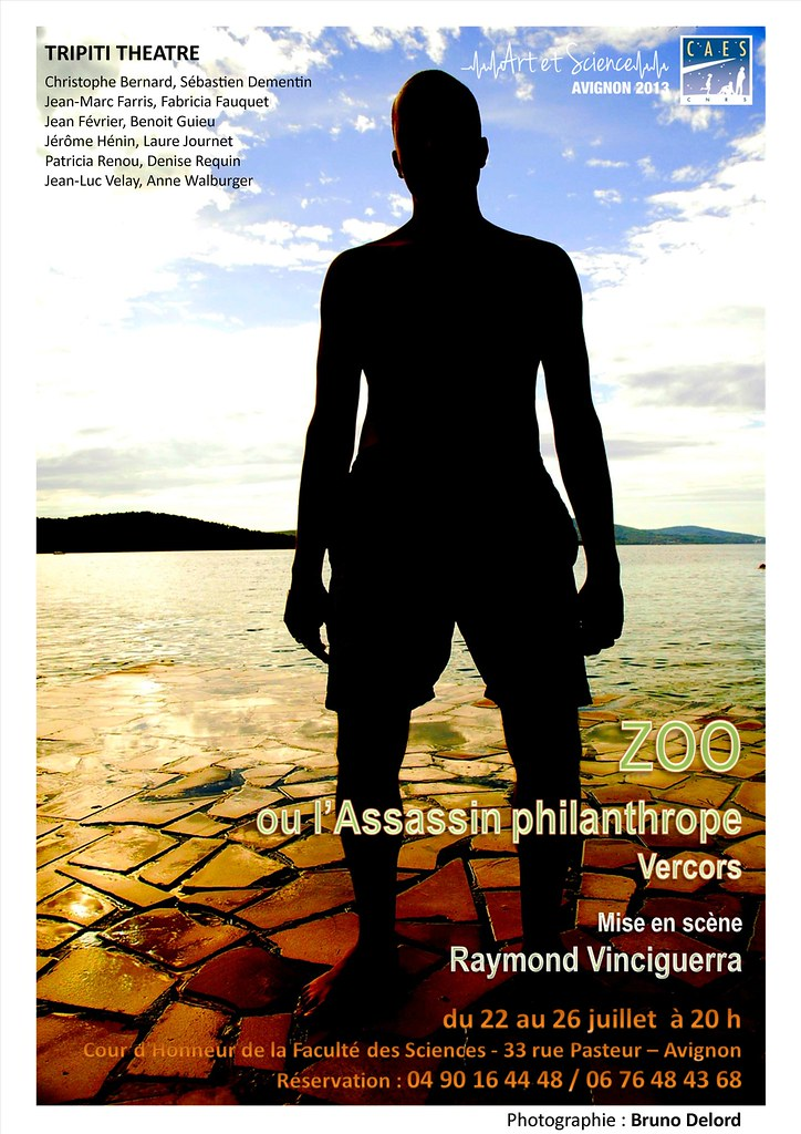 zoo ou l assassin philanthrope compagnie tripiti flickr