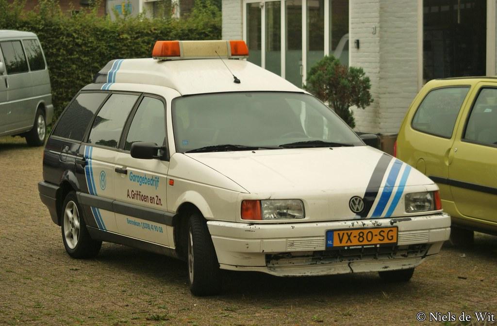 1993 volkswagen passat van d by nielsdewit