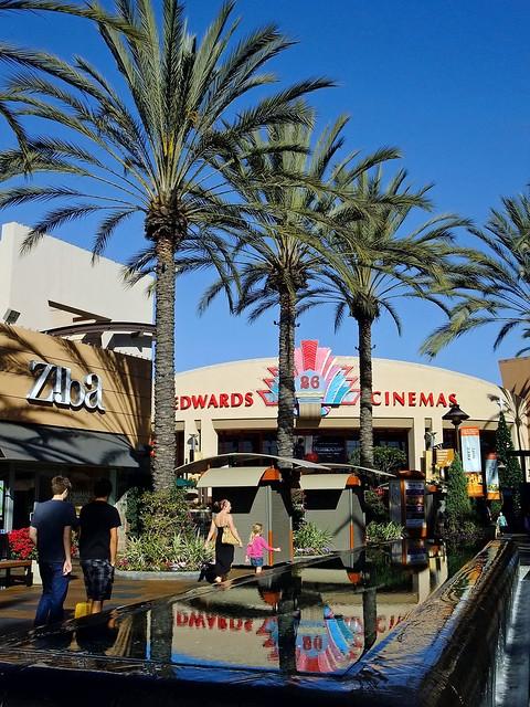 Long Beach Regal Cinema