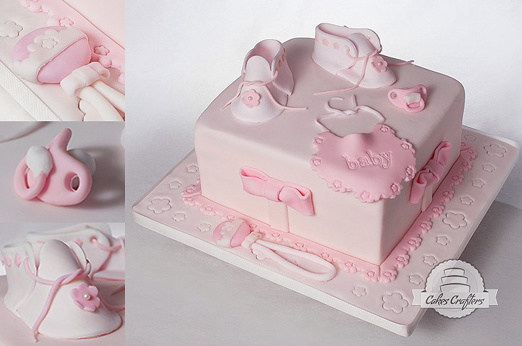 ... Baby Girl Cake | By Cakes Crafters