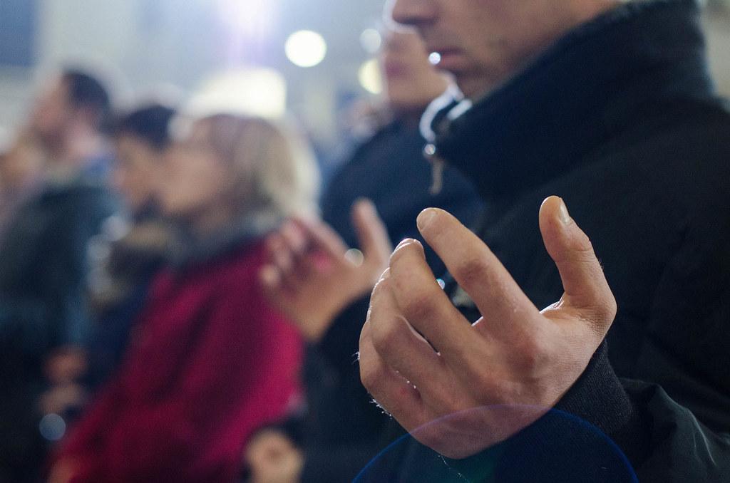 """11.03.2017 Rekolekcje """"Ogień dla nas i całego świata"""""""