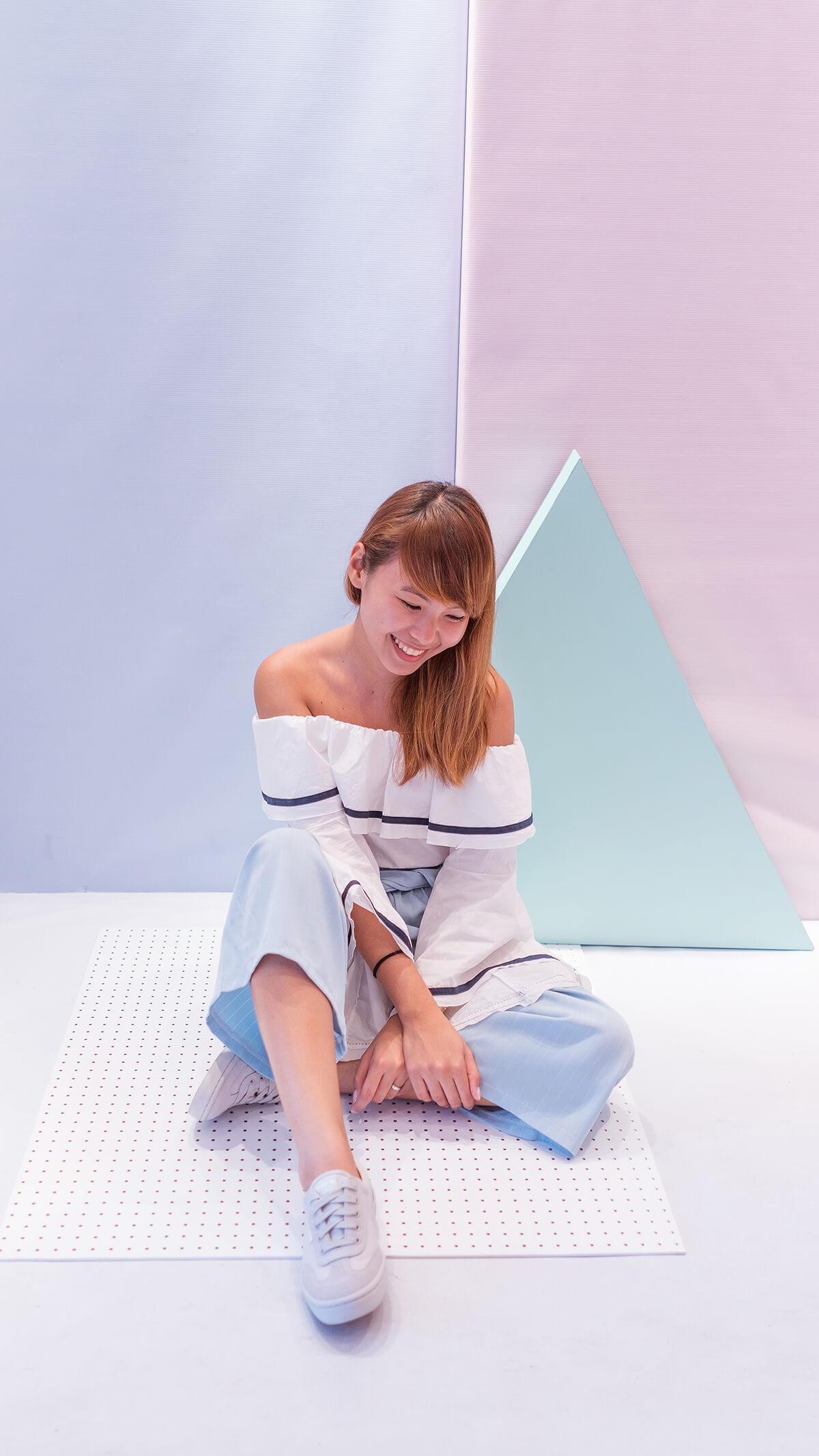 Trice Nagusara KEDS Pastel Collection