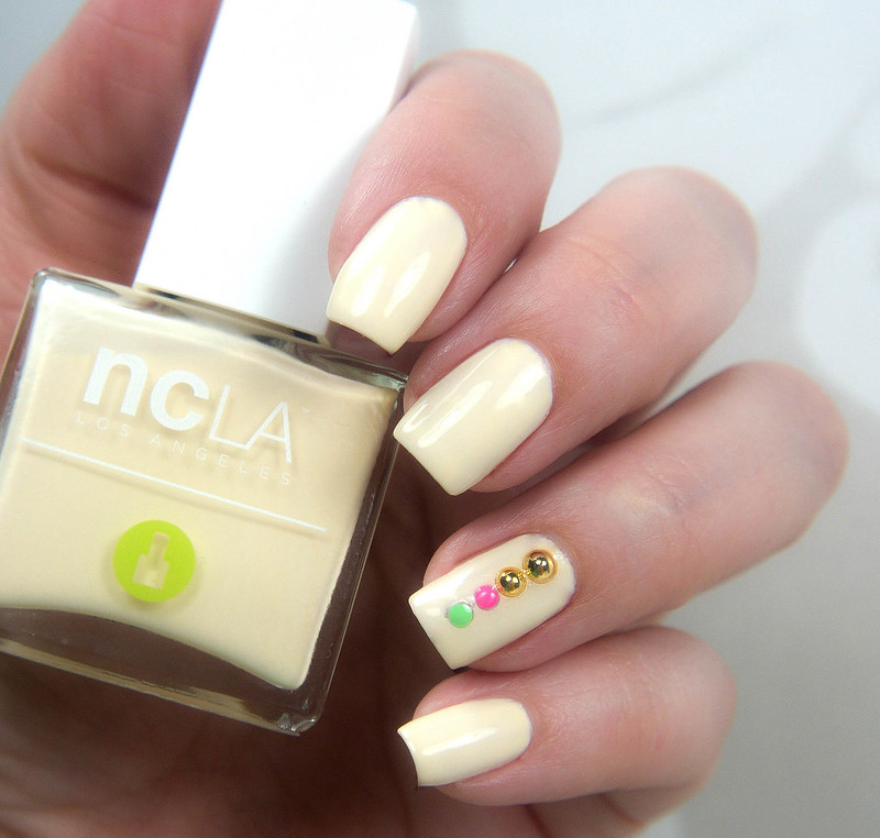 NCLA Banana Almond Blonde