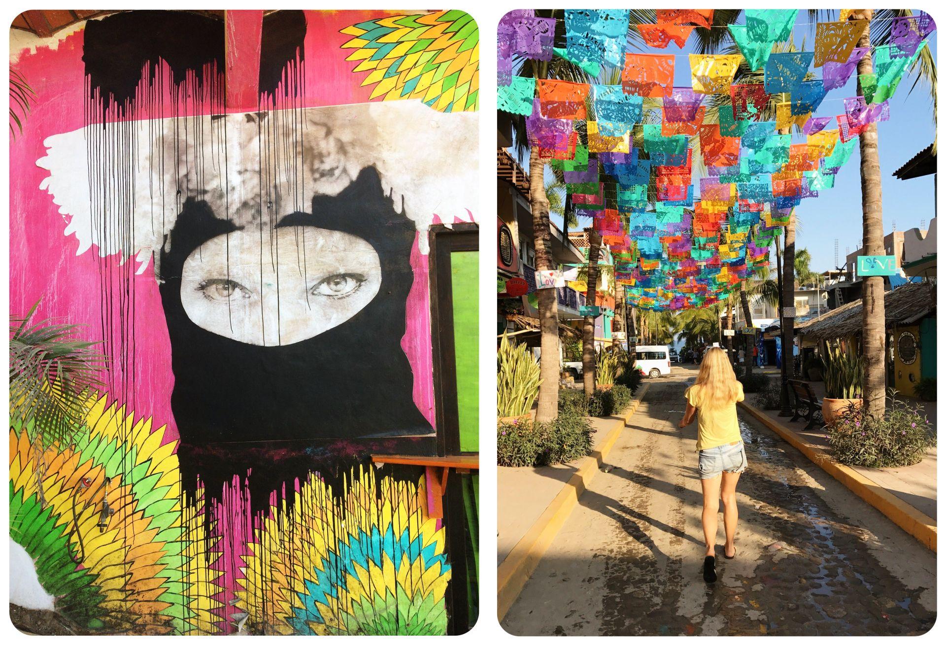 Sayulita Mexico Nayarit