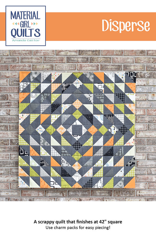 Disperse Quilt Pattern - now available!!