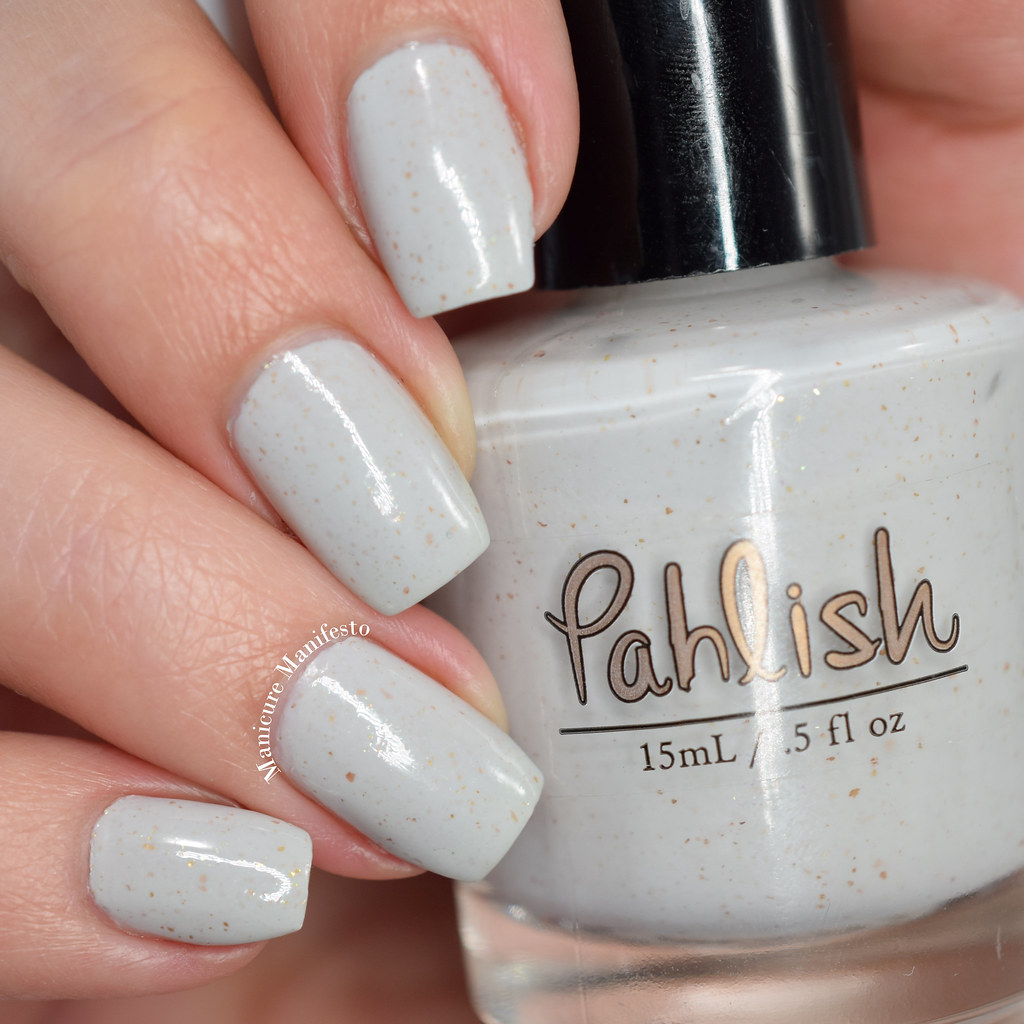 Pahlish l'or blanc