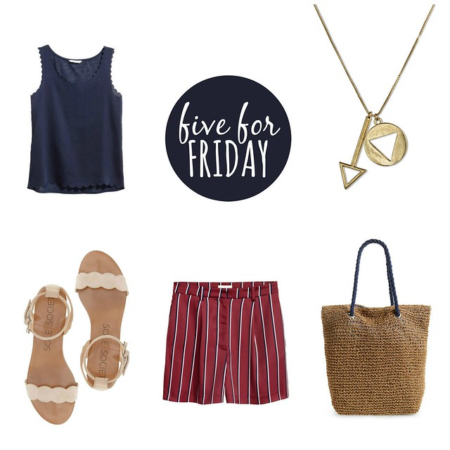Five for Friday, Vol. 183 - Stay True to You | Style On Target blog