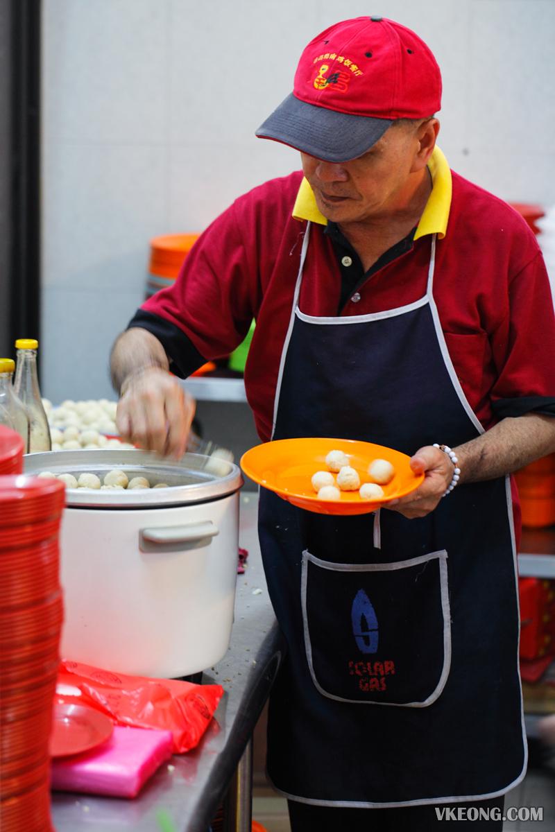 Huang Chang Chicken Rice Balls