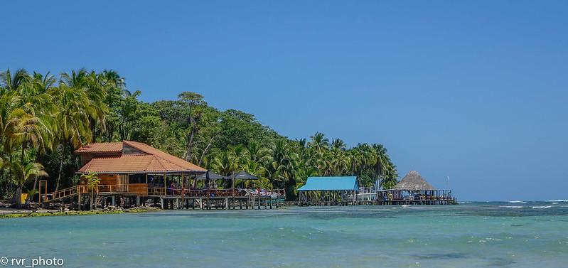 Isla Carenero, Bocas del Toro