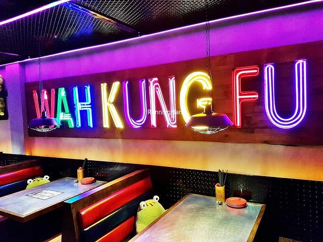 Wah Kungfu Signage