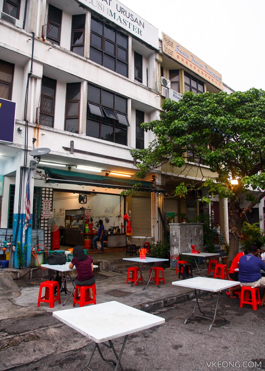 Kepong Sri Sinar Noodle Shop