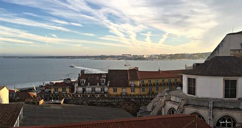 Fim de Tarde em Lisboa