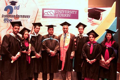 International Partner Graduation Ceremonies