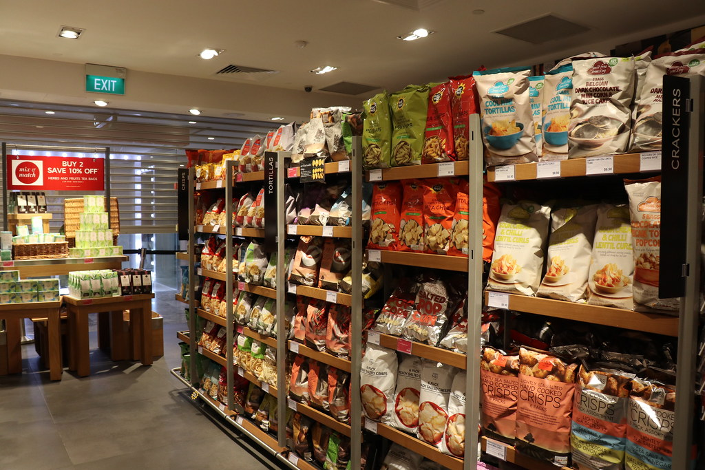Exclusive Perks at Revamped Marks & Spencer at Paragon Shopping Centre - Alvinology