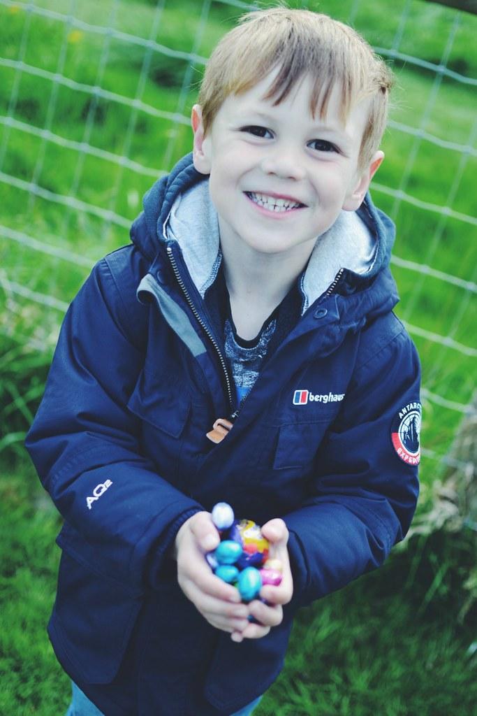 Easter Egg smiles