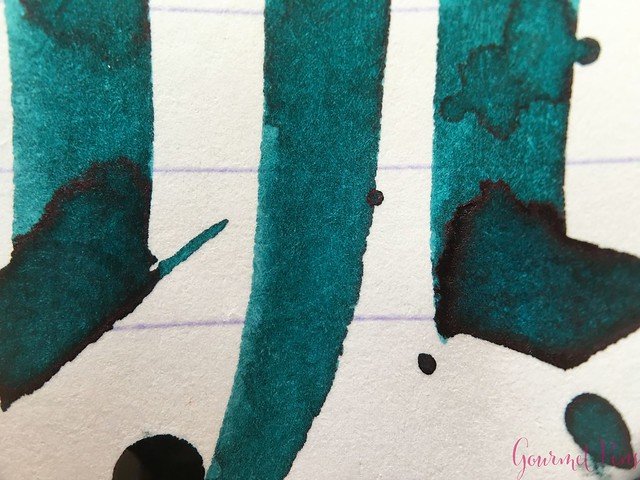 Ink Shot Review Diamine Music Schubert @AppelboomLaren  7