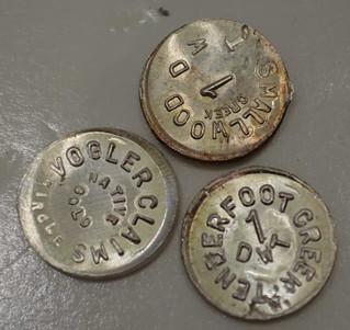 Alaskan Silver Tokens