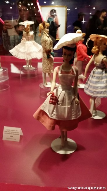 Barbies de 1960s (Barbie Cocinera)