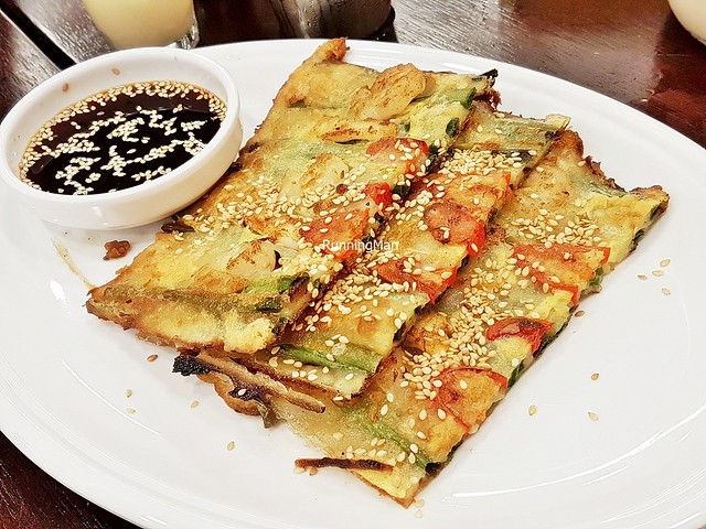 Haemul Pajeon / Seafood Pancake