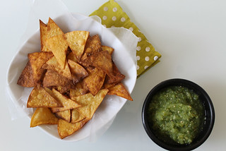 Summer recipe: homemade tortilla chips | by Célèste of Fashion is Evolution