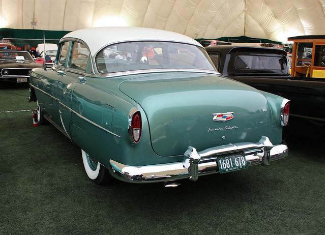 1954 chevrolet deluxe 210 4 door sedan 5 of 6 flickr for 1954 chevy 4 door
