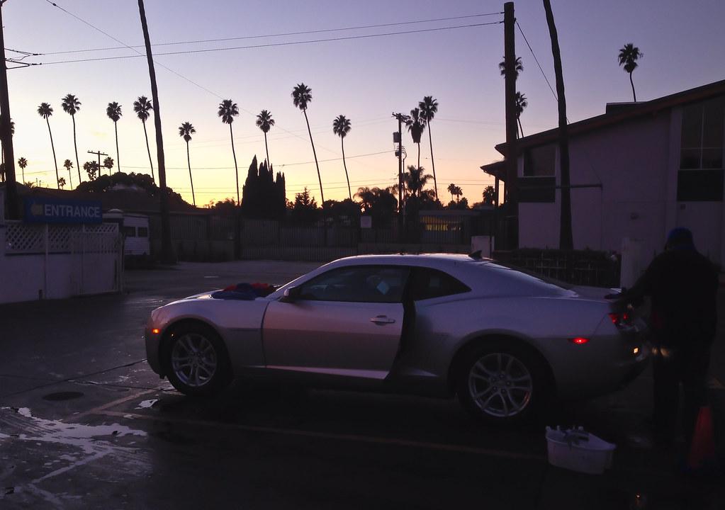 Car Wash Venice Beach Ca