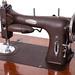 white rotary sewing machine model 43