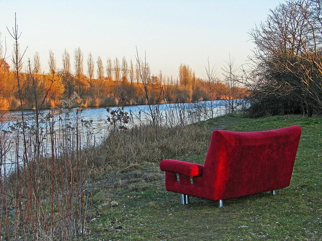 Schöner Wohnen Am Teltowkanal An Der Erich Keller Brücke I Flickr