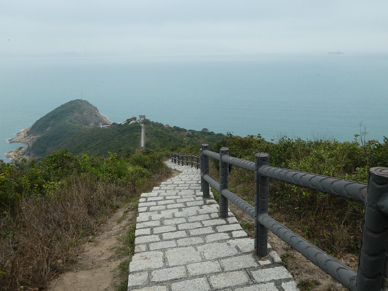 North Lookout Point Trail, Cheung Chau