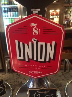 Butcombe, Union, England