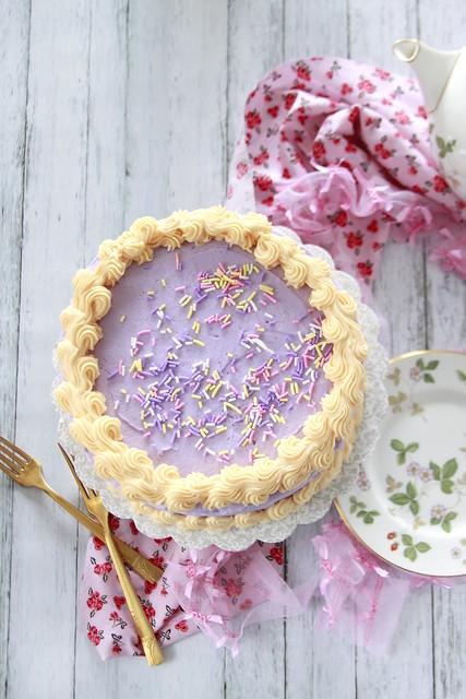 Easter Medley Cake