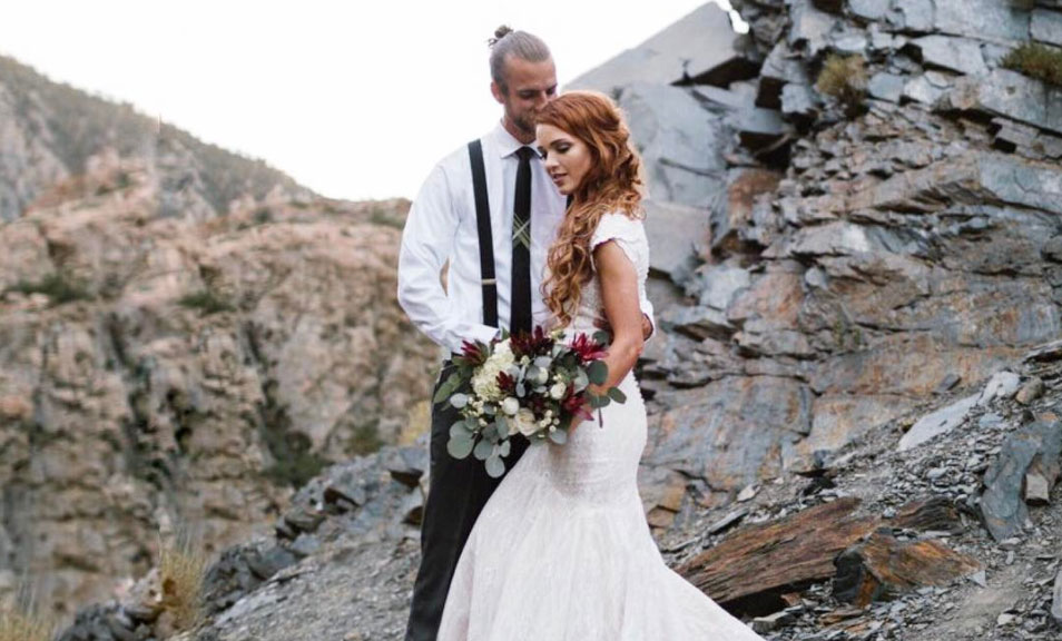 Emily Meyers and Richard Carmack remarried second wedding pictures