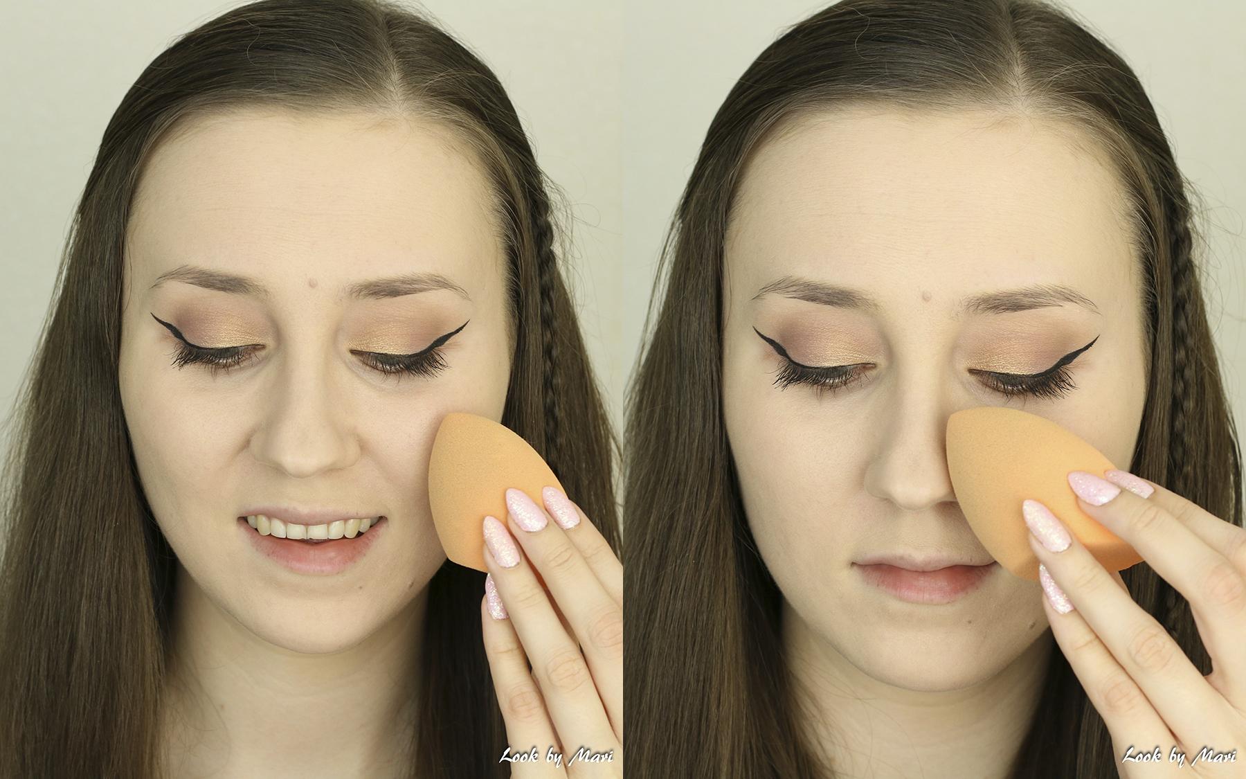 7 how to use beauty sponge with foundation sponge tips kuinka käyttää meikkisientä beautyblenderiä